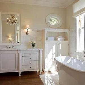 Cream Wall Paint - Transitional - dining room - Benjamin