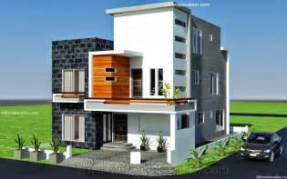 corner house plans 3d front elevation com 10 marla modern architecture house plan corner plot design in lahore