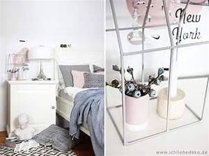 Deko Schlafzimmer Accessoires : schlafzimmerdeko im frischen look ich liebe deko ~ Michelbontemps.com Haus und Dekorationen