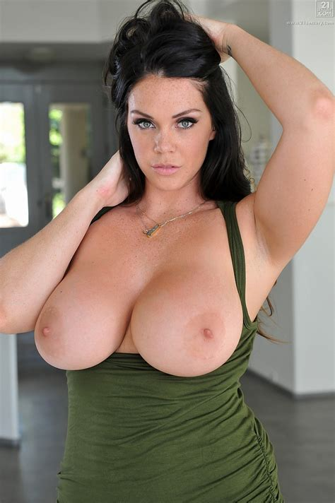 Busty Brunette Likes Exciting Threesomes MILF Fox