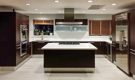 couleur cuisine salon air ouverte cuisine cuisine ouverte sur salon avec marron couleur