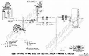 Voltage Ford Diagram Wiring Generator Regulatorto