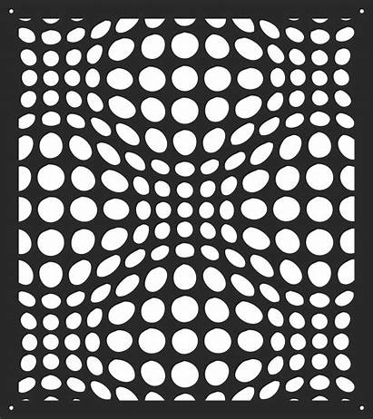 Wooden Cnc Pattern Cutting Laser Panel Rogue
