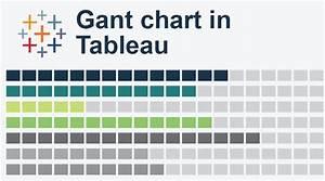 Gantt Chart In Tableau Importance Steps To Create