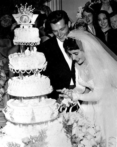 vintage celebrity wedding cakes youve