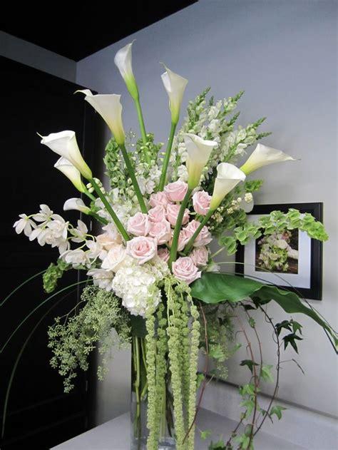 Flower Arranging Vases by Flower Arranging In A 12 Quot Vase Cylinder Vases