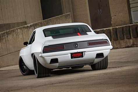 detroit speed built  killer hp  chevrolet camaro