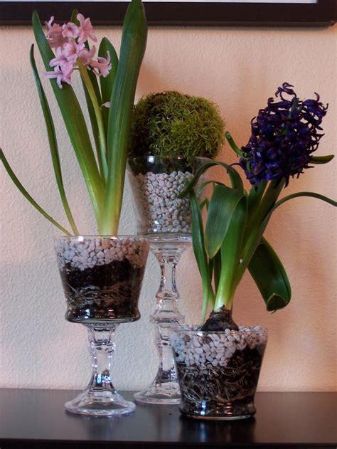 glass pedestal flower holders favecraftscom