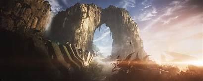 Anthem Arc Background Wide Dual Games Widescreen