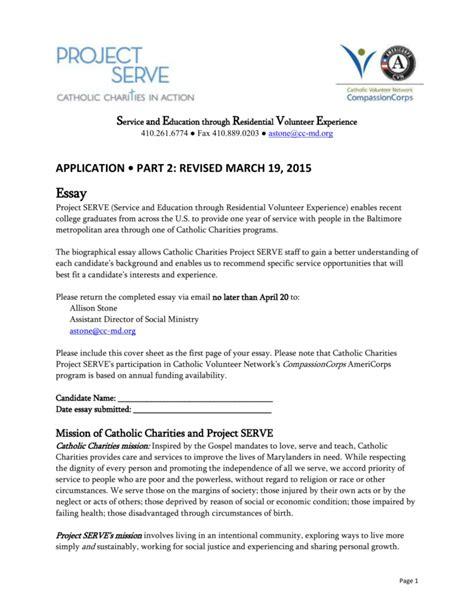 volunteer experience essay  adding work
