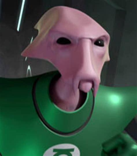 voice of salaak green lantern the animated series