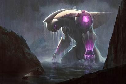 Pokemon Palkia 4k Kaiju Fan Titan Wallpapers