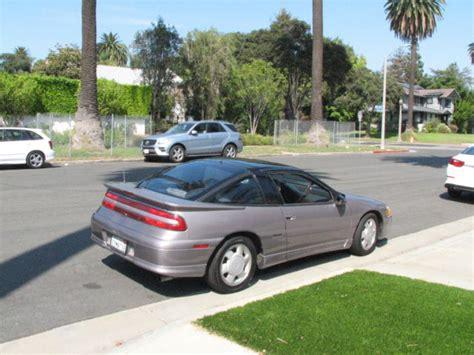 1992 Mitsubishi Eclipse Gsx mitsubishi eclipse hatchback 1992 silver for sale