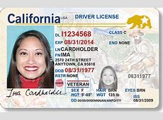 California Driver's License A new look and procedure SFGate