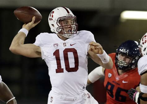 Stanford Football Q&a Defenses Have Keyed In On Christian