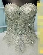 bling wedding dresses ...
