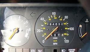 1986 Volvo 240 Station Wagon Manual Transmission 4 Speed W