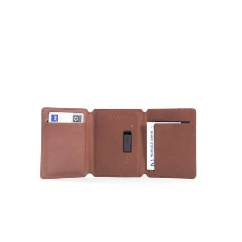 wallet phone iphone 5 seyvr phone charging wallet for iphone 5 6 in brown