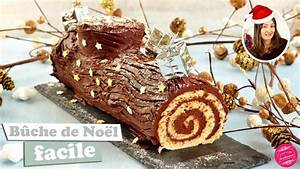 Buche De Ramonage Danger : buche de noel roulee au chocolat facile et rapide youtube ~ Dode.kayakingforconservation.com Idées de Décoration