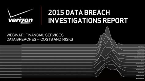 Webinar Financial Services Data Breaches  Costs And Risks