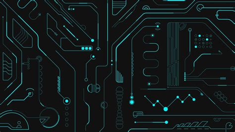 Digital Electronics Wallpapers Hd by Circuit Wallpaper Hd Wallpapersafari