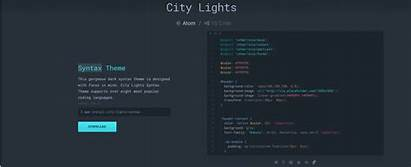 Code Theme Dark Studio Visual Atom Designers