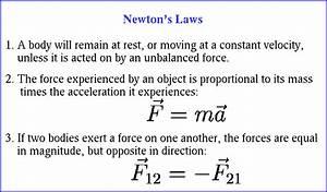 Newton's 3 Laws | Physics & Maths | Pinterest | Physics ...