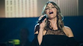 "Katharine McPhee performs ""Somewhere Over the Rainbow"" on ..."