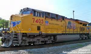 Union Pacific Train Engine