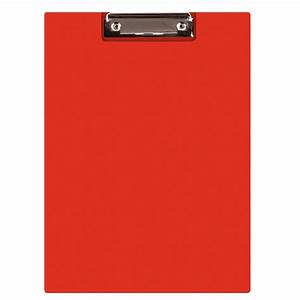 clipboard q connect file pvc a5 red samfix With document clipboard