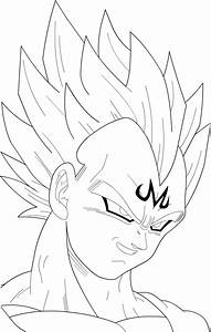 Majin Vegeta by MrGekon on DeviantArt