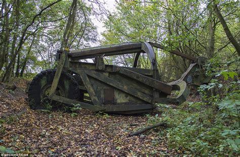 britains rust belt vehicle graveyard   runway