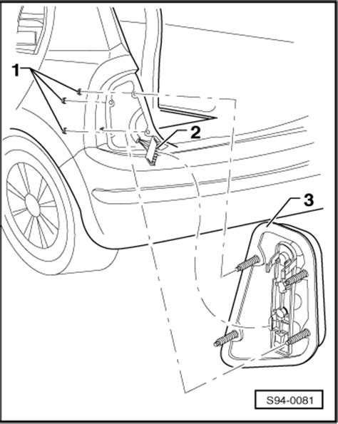 skoda workshop manuals gt fabia mk1 gt vehicle electrics gt electrical system gt lights ls