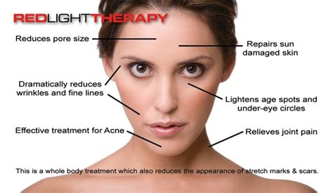 red light for skin red light therapy skin treatment colorado springs pueblo