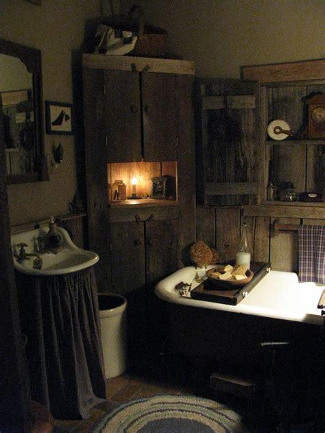 Primitive Country Bathroom Ideas by 25 Best Ideas About Primitive Bathroom Decor On