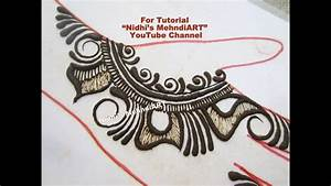 Easy and Quick Arabic Mehndi Designs for Front Hand- NEW ...