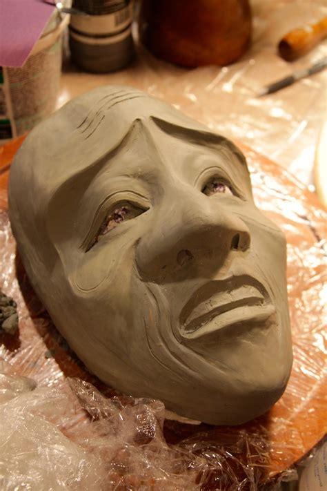 ceramic masks svhs art