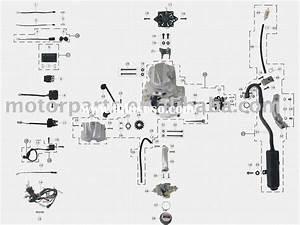 200cc Atv Engine Parts  200cc Atv Engine Parts