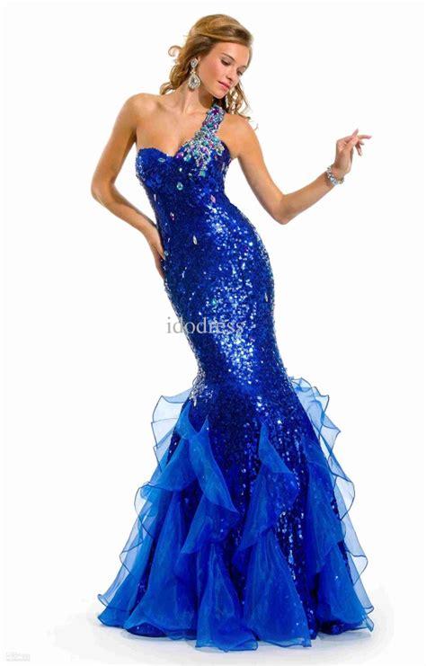 turquoise mermaid prom dress 2017 2018 b2b fashion