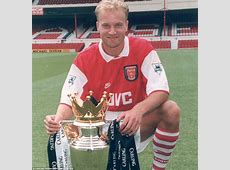 Dennis Bergkamp was signed for Arsenal 20 years ago by