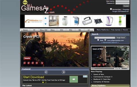 top   websites   pc games