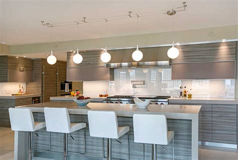 track lighting with pendants kitchens an easy kitchen