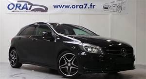 Mercedes Classe C Noir : mercedes classe a w176 200 cdi fascination occasion lyon neuville sur sa ne rh ne ora7 ~ Dallasstarsshop.com Idées de Décoration