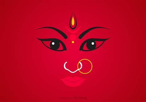 Durga Free Vector Art