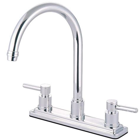 3 Hole Kitchen Faucets  Get A Three Hole Kitchen Sink
