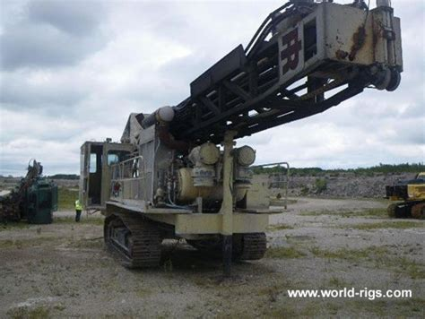 ingersoll rand drill rigs used ingersoll rand rigs for sale second ingersoll rigs pre owned ingersoll rigs mobile