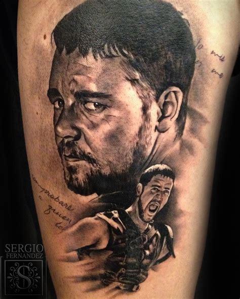 gladiator tattoo  tattoo ideas gallery