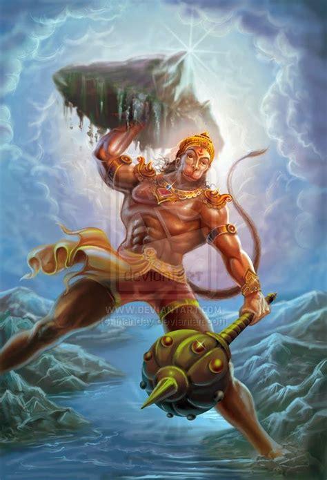 Hanuman Animated Wallpaper - lord hanuman animated wallpapers hd www pixshark