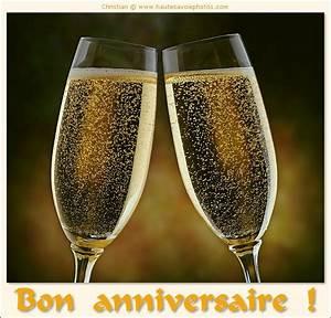 Image Champagne Anniversaire : 32 cartes de voeux de bon anniversaire ~ Medecine-chirurgie-esthetiques.com Avis de Voitures