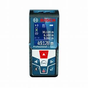 Bosch GLM 50 C Professional Laser Rangefinder 0 05-50m